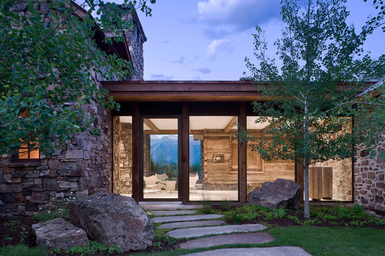 Locati Architects homestead - locati