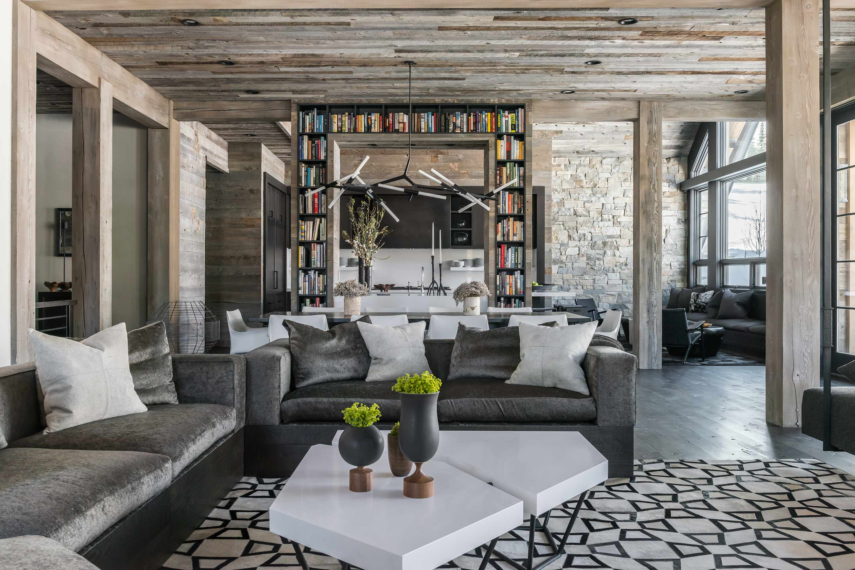 Locati Architects hillside snowcrest - locati